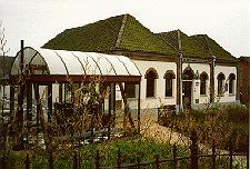 het gebouw De Hooge Boezem achter Haastrecht