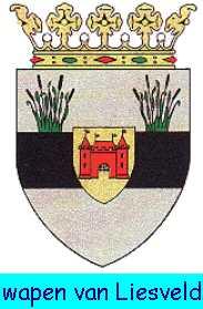 Dit is het wapen van Liesveld. Dit wapen is te vinden op de lokatie www.ngw.nl/indexgb.htm  Deze site is mogelijk gemaakt door de Bank Nederlandse Gemeente te Den Haag