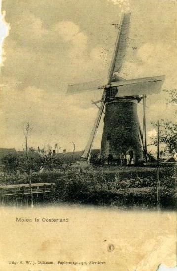 molen te Oosterland